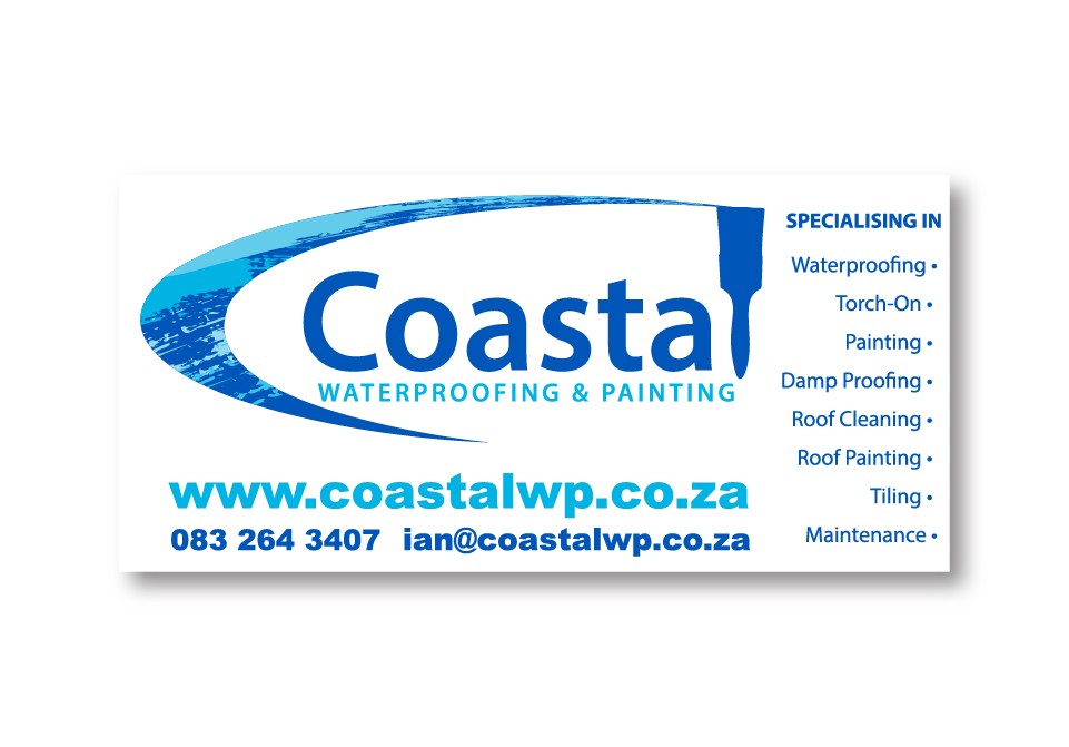 Coastal Signage - Billboard