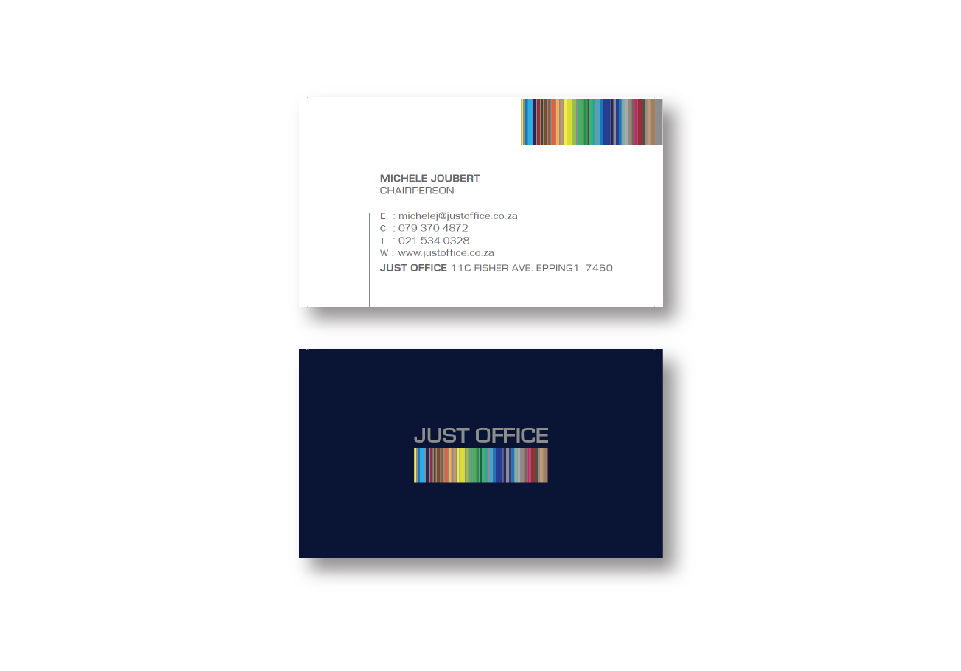 Just Office Corporate ID - Business Cards