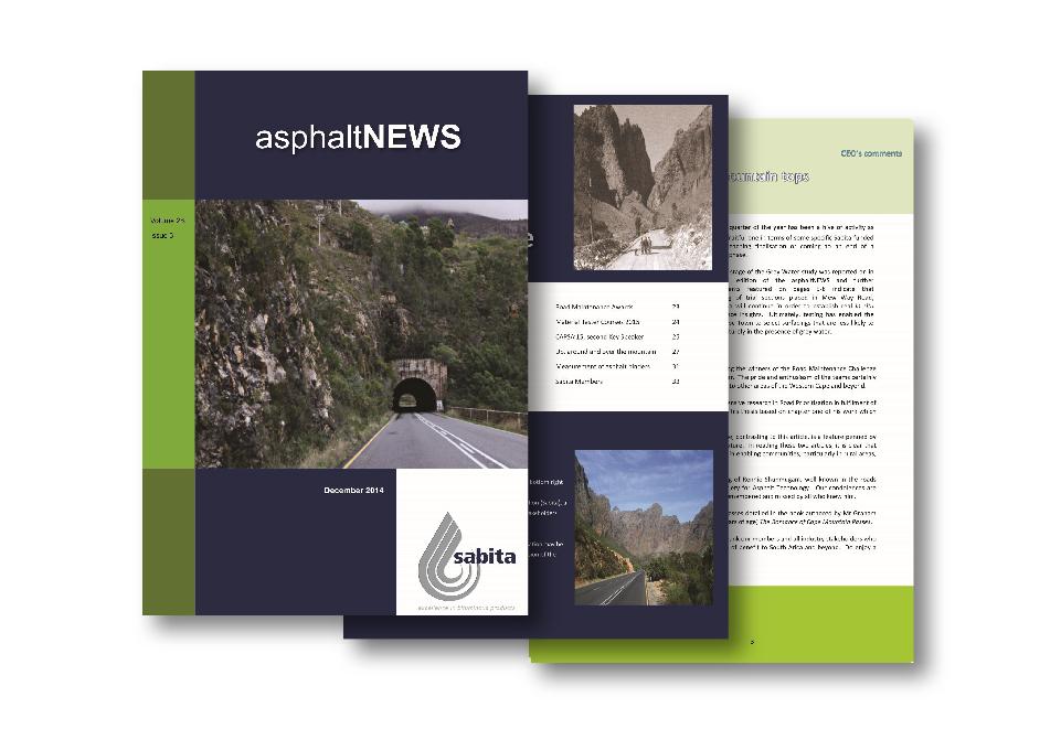 SABITA Brochures - asphaltNEWS publication