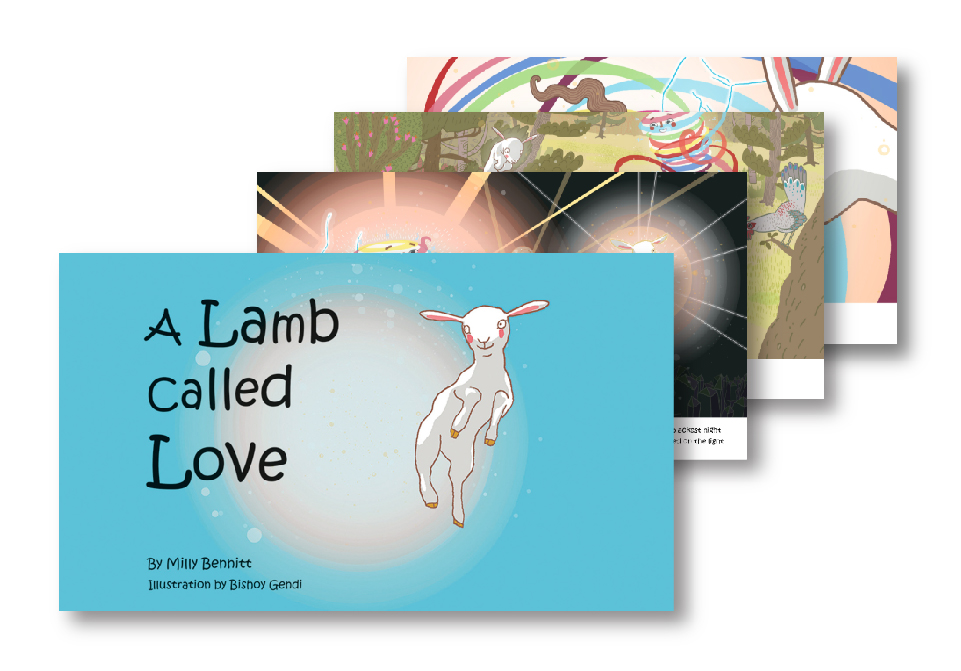 Seraph Creative Publishing - A Lamb Called Love