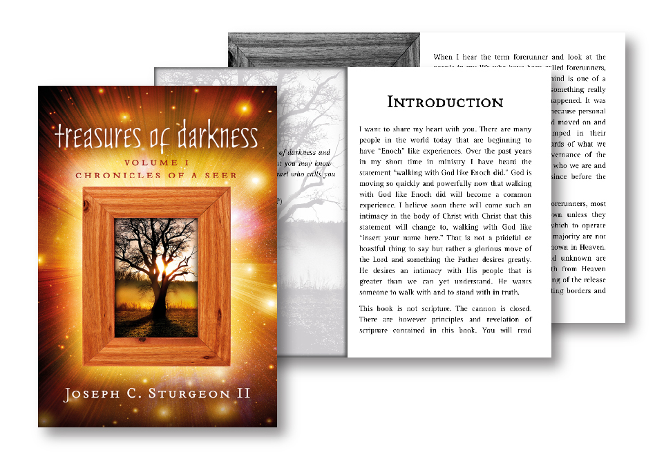 Seraph Creative Publishing - Treasures of Darkness