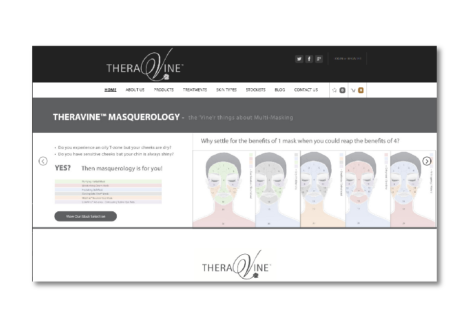 TheraVine Web - Web Banners