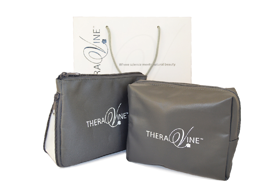 Theravine Packaging - Gift Bags