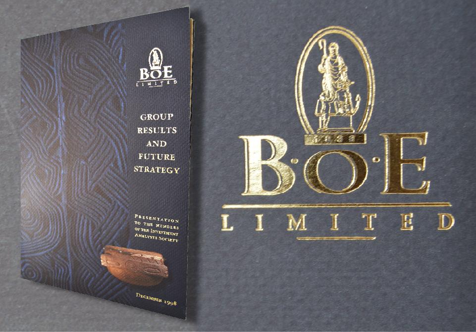BoE Brochures - Results