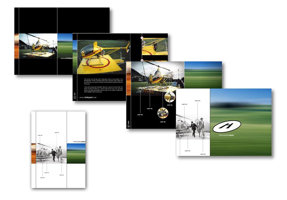 Helipad - Brochure