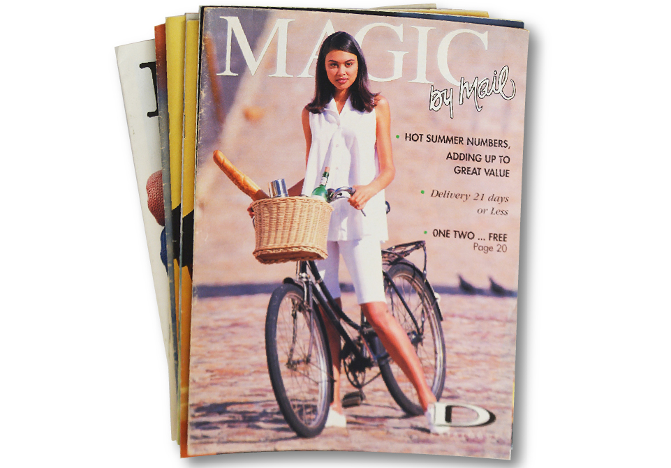 Magic Mail Brochures - Magazine