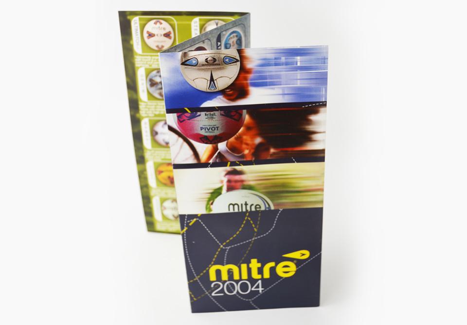 Mitre Brochures - Pamphlet