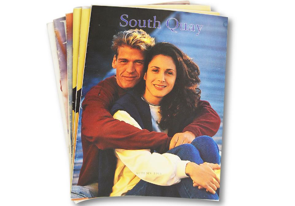 South Quay Brochures - Magazines_