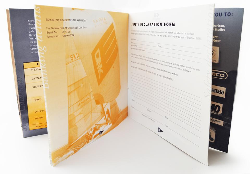 Yachting Week Regatta Brochure