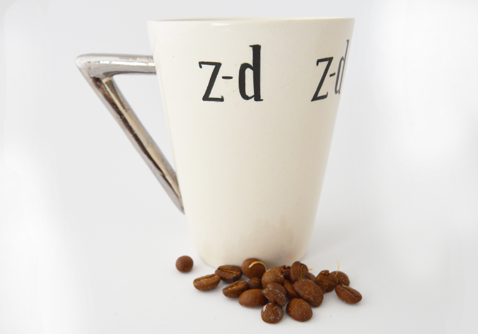Z-D Productions Marketing - Mug